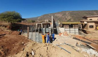 Mutshedzi Water Treatment Works Extension