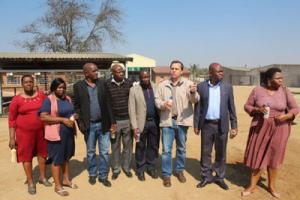 LIMPOPO DAIRY FARM EMPOWERS ITS EMPLOYEES